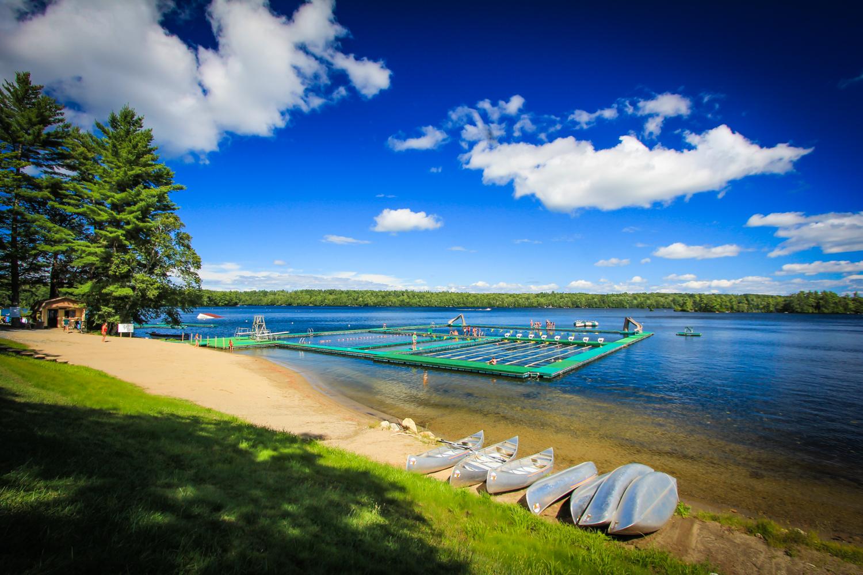 Summer Camp Vega Waterfront