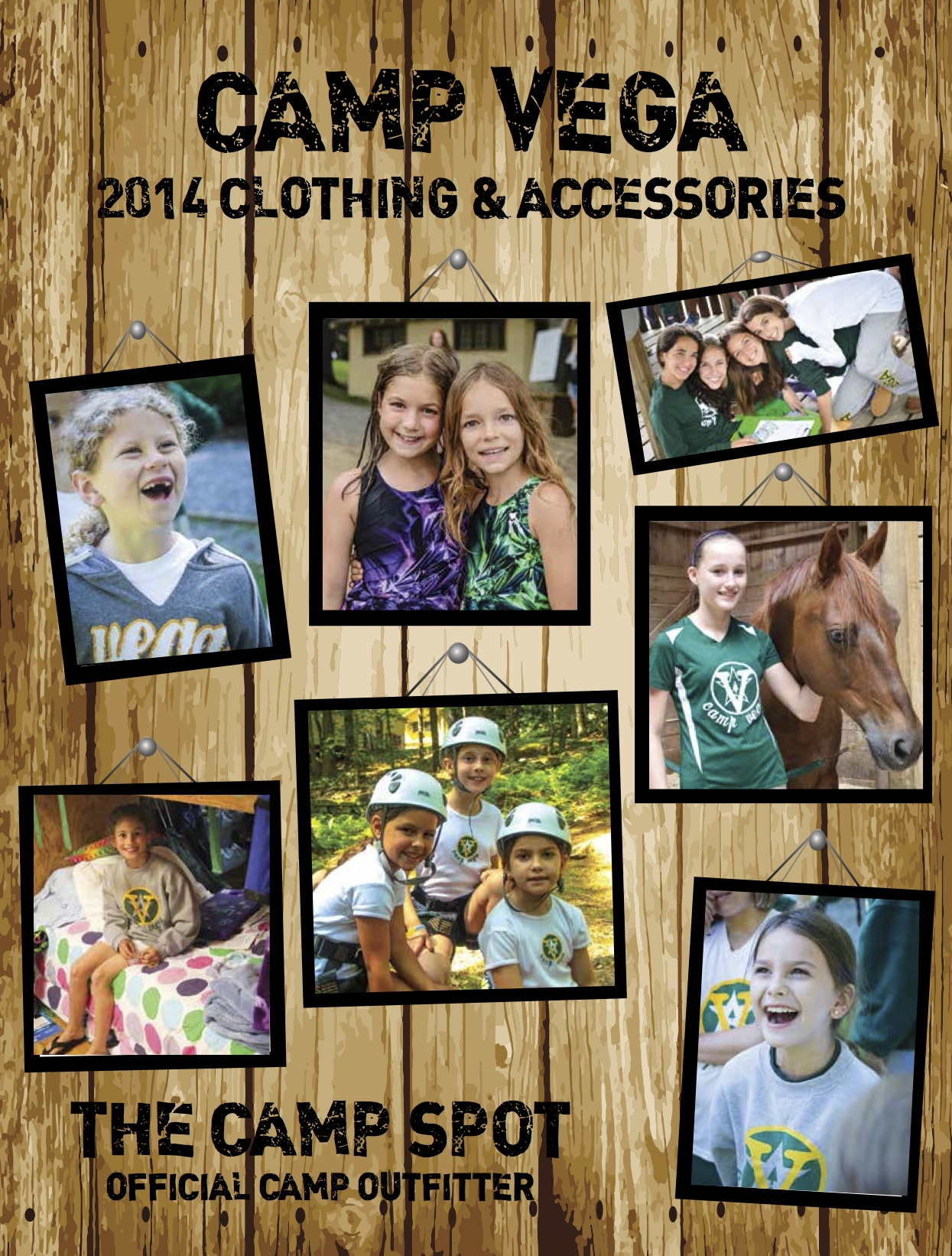 2014 Camp Vega Uniform Catalog & Why Uniforms are the Best!