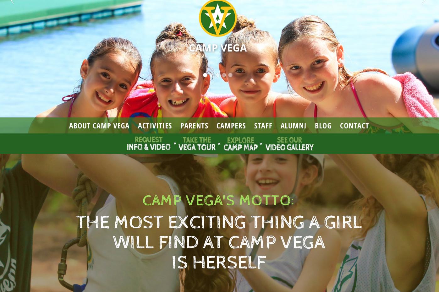 New Vega Website Coming Soon!
