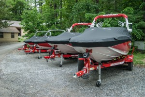 The water ski boats are back!