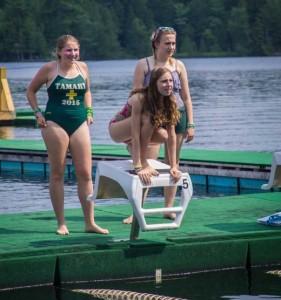 Summer Camp Olympics - Swim Relays