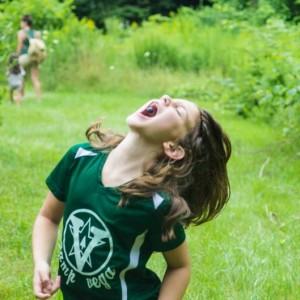 Summer Camp Vega Maine Blueberry Picking Trip