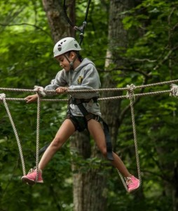 The Best Summer Camp Adventure Course