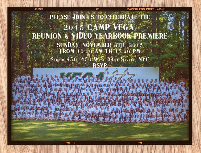 Reuniting the 2015 Vega Family