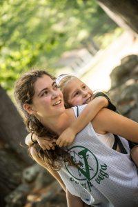 Big/Little Camp Sisters