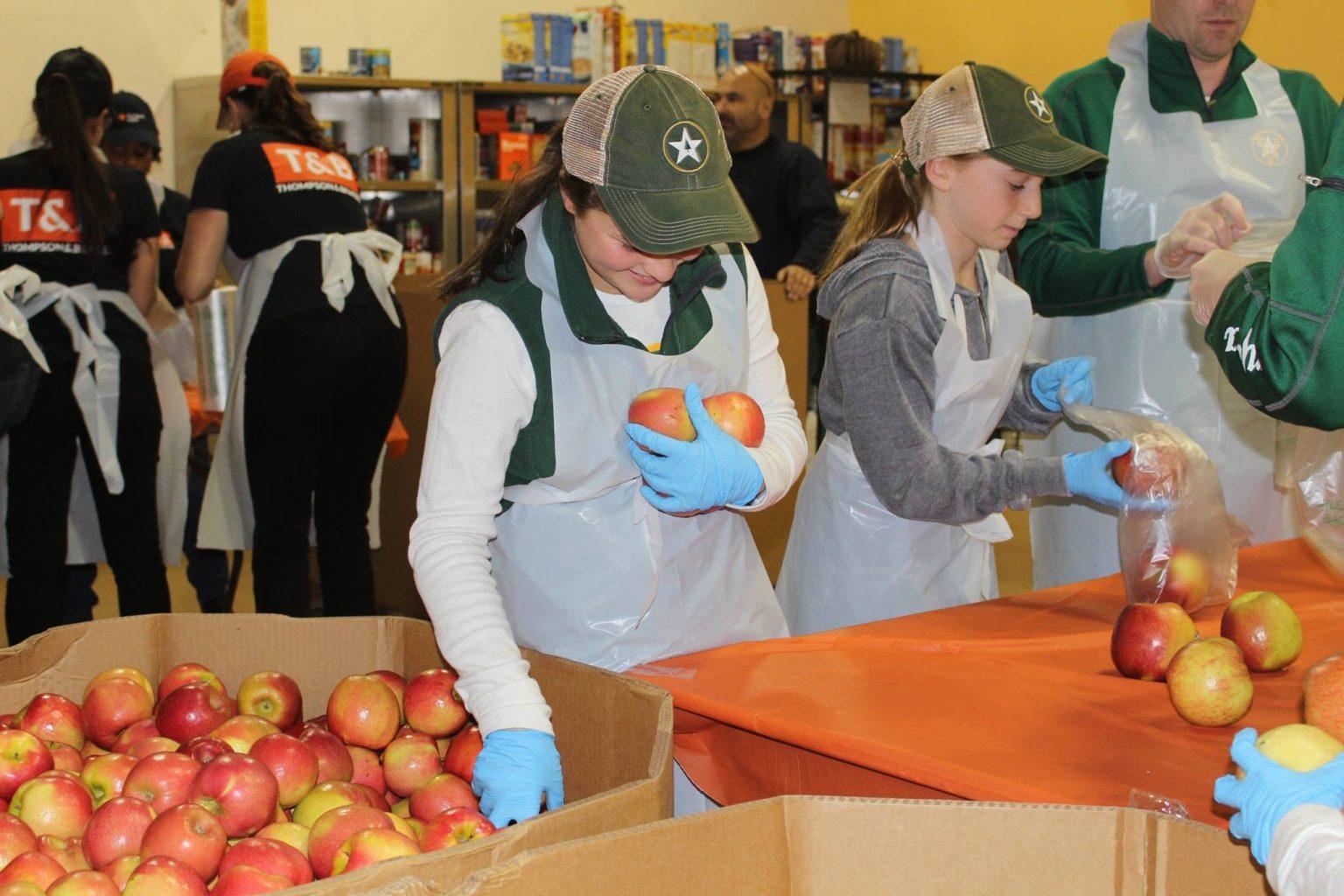 Camp Vega at Food Bank for Westchester