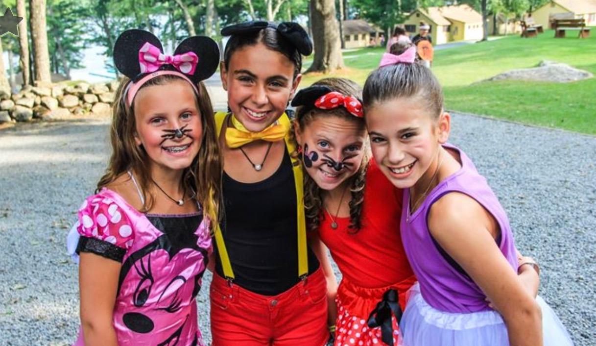 Halloween Camp Vega Style